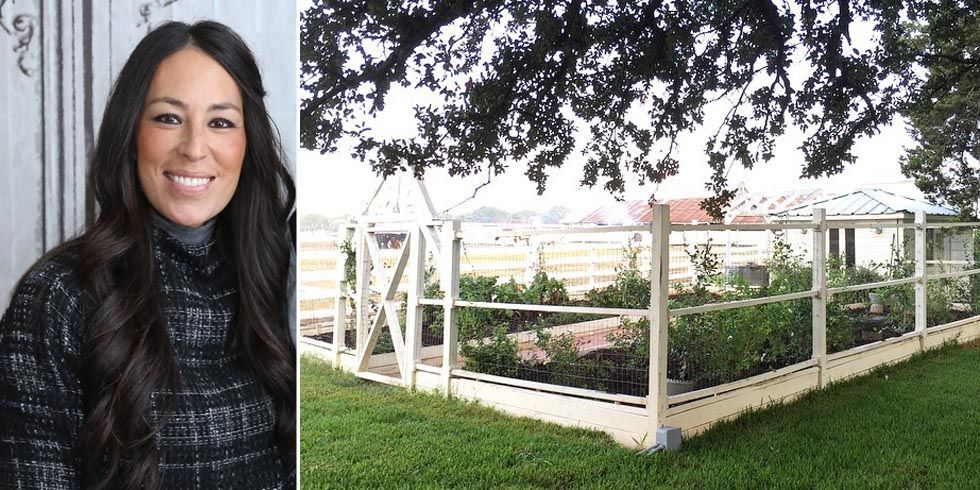 Joanna Gaines' Gardening Advice