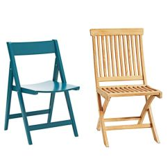 Modern Folding Chair Tufted Back 10 Chairs Stylish Designs