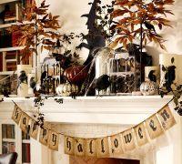 20 Elegant Halloween Home Decor Ideas - How to Decorate ...