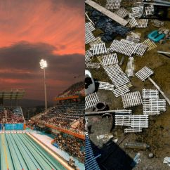 Design Living Room Furniture Arrangements Chair Contemporary What Old Olympics Venues Look Like Today - Abandoned ...