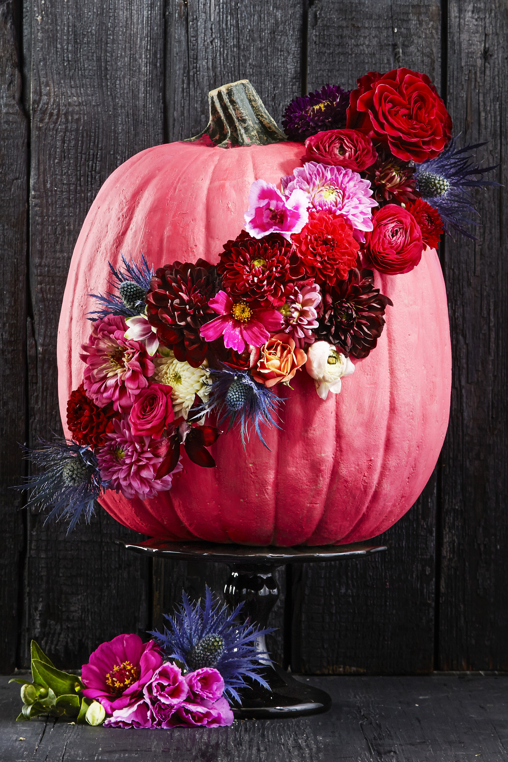 30 Painted Pumpkin Decorating Ideas for Halloween 2017