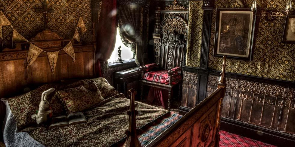 Good Haunted House Room Ideas House Interior
