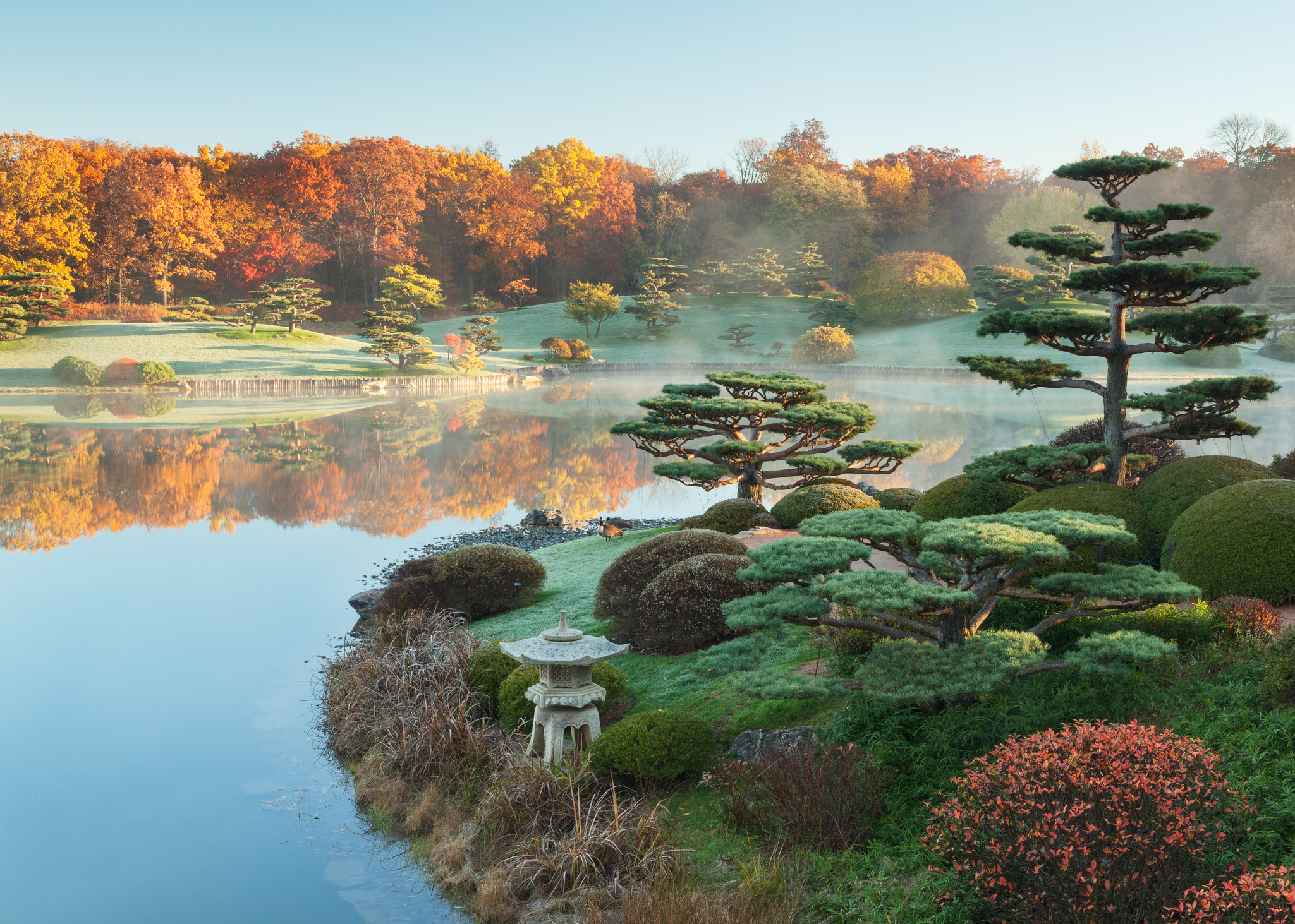 16 Beautiful Public Gardens to Visit in Fall  Best Public Gardens in America