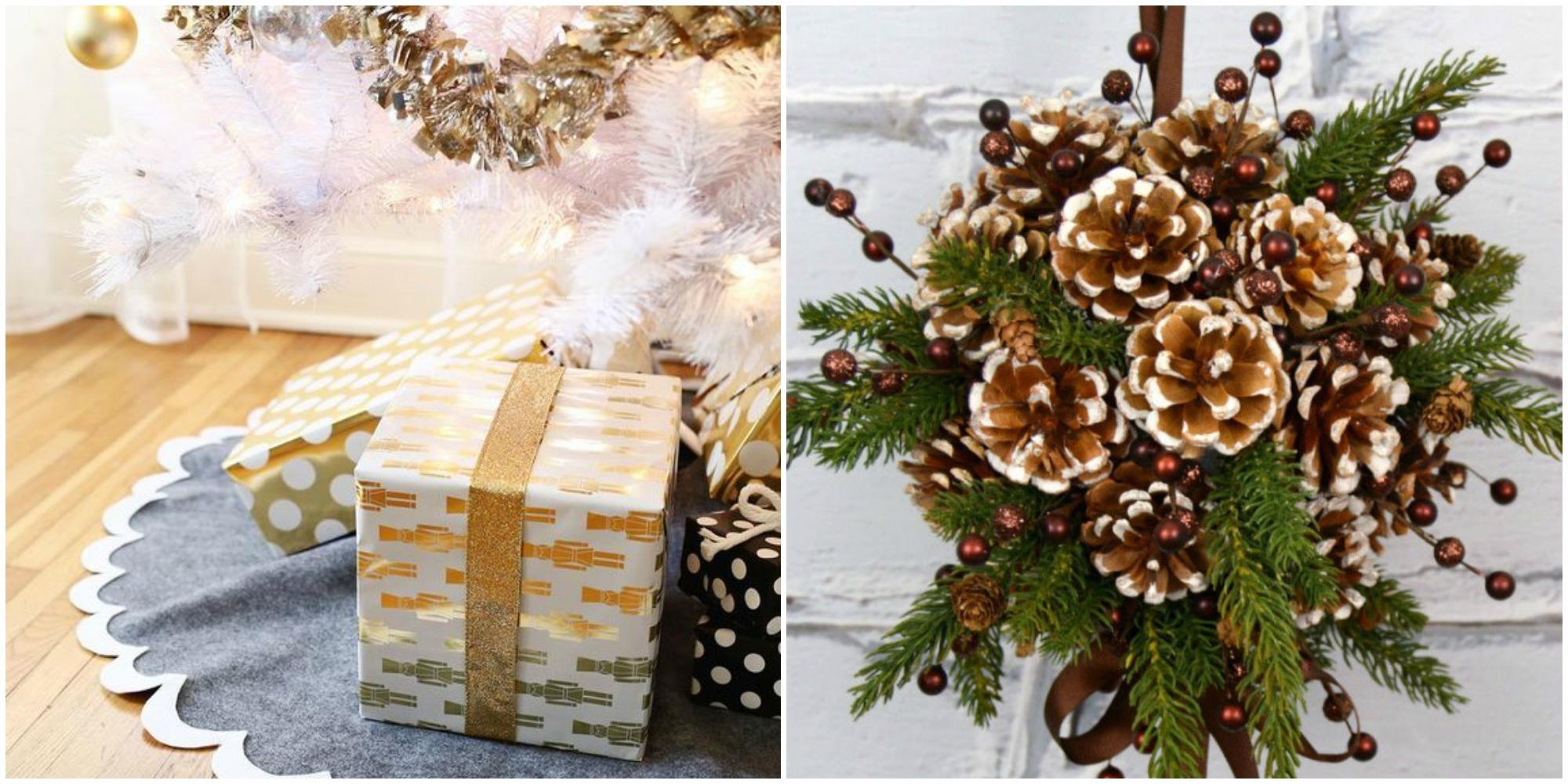 20 Easy DIY Christmas Decorations