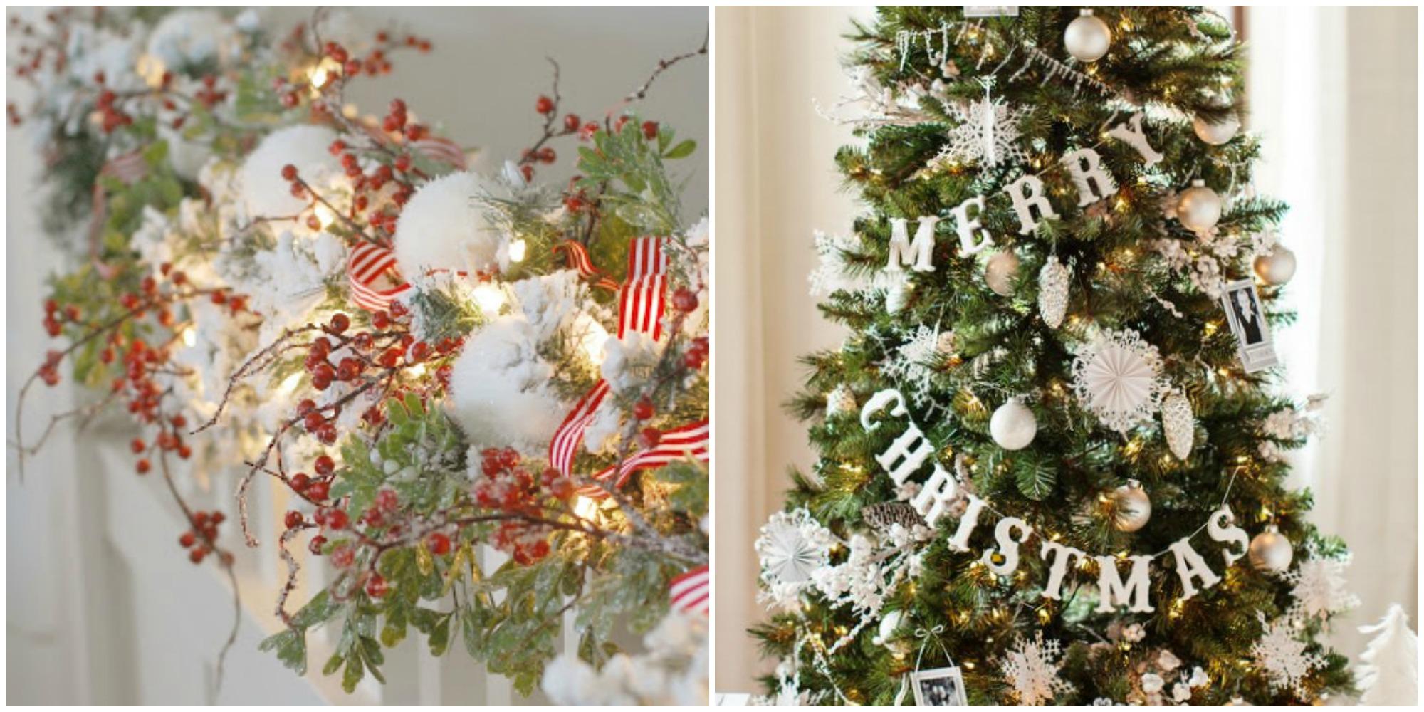 27 Christmas Garland Ideas