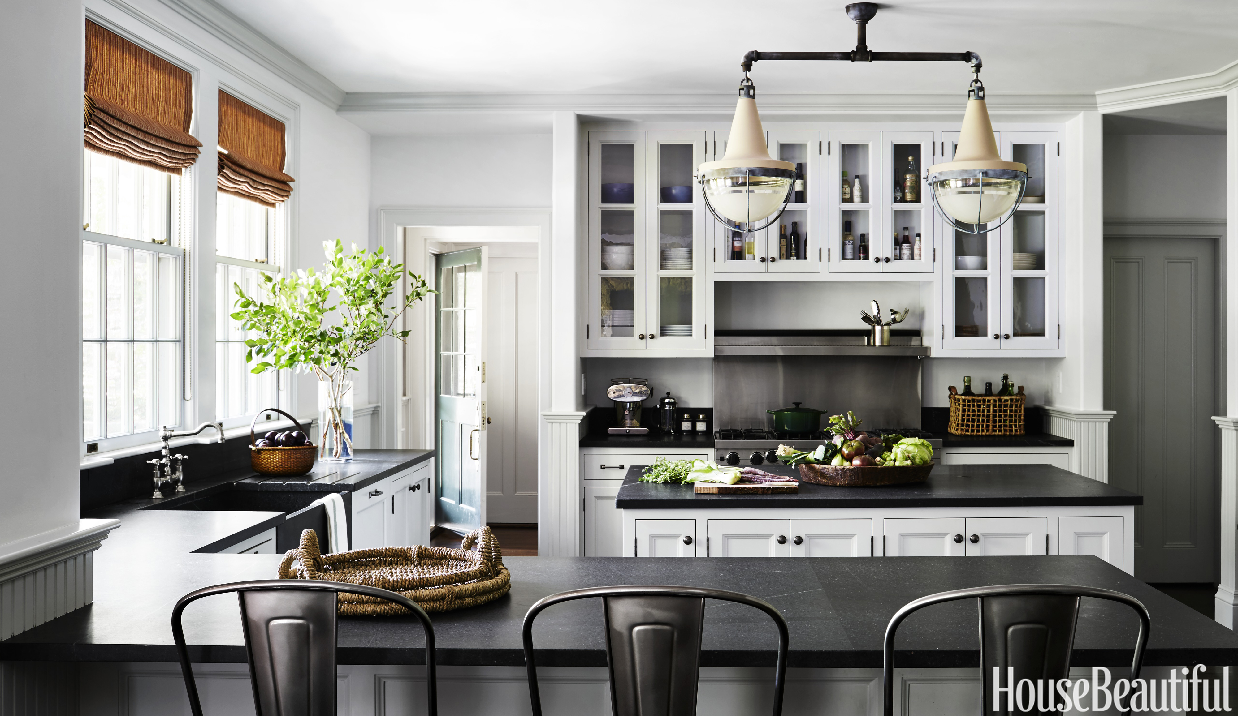 55 Best Kitchen Lighting Ideas  Modern Light Fixtures for Home Kitchens