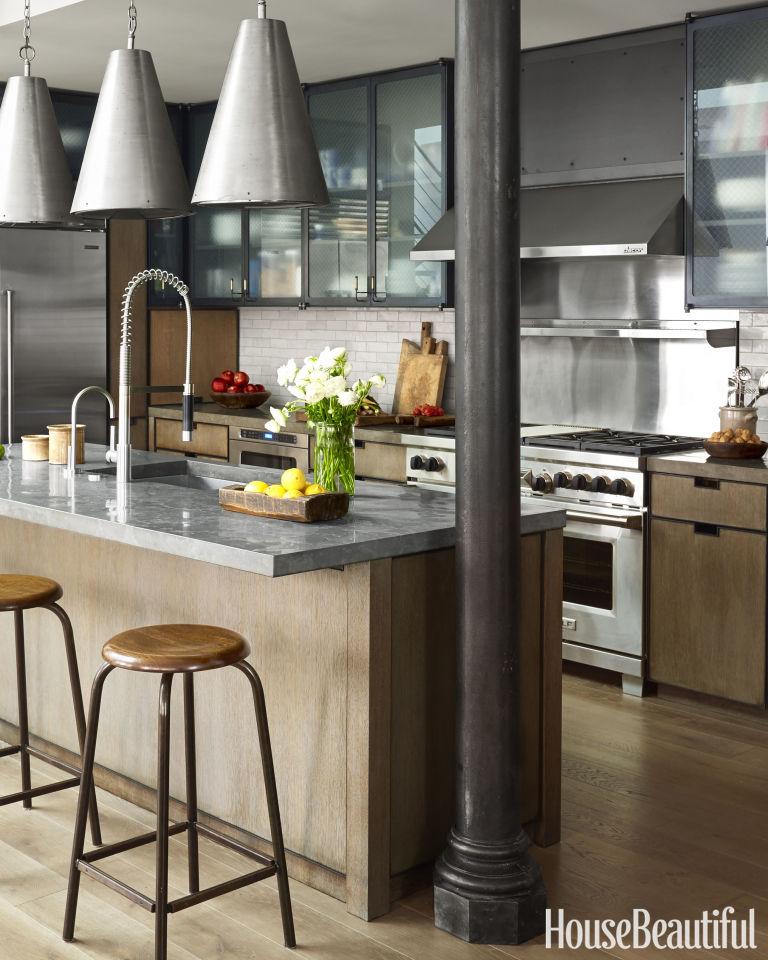 Industrial Kitchen Design Ideas Robert Stilin Interior Design
