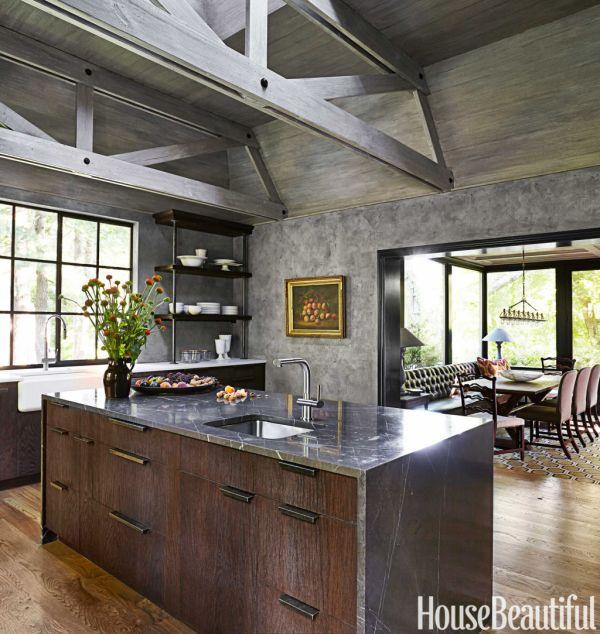 Rustic Modern Kitchen - Decor