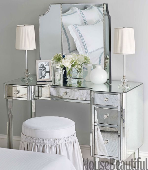 Bathroom Vanities with Dressing Table