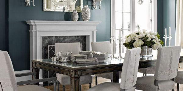 Dark Dining Room Paint Colors