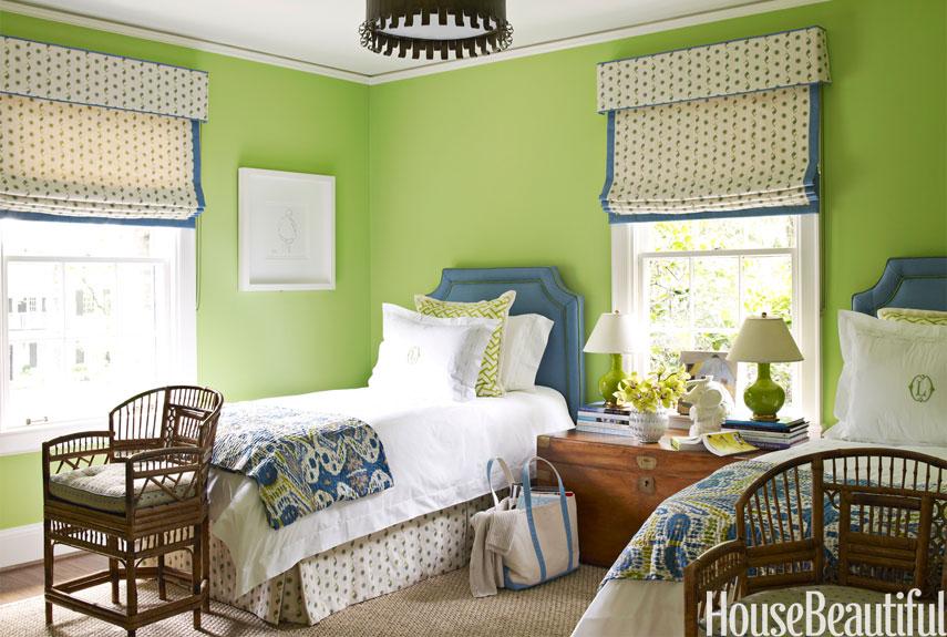 Green Bedrooms Green Paint Bedroom Ideas