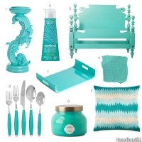 Turquoise Home Accessories - Turquoise Home Decor