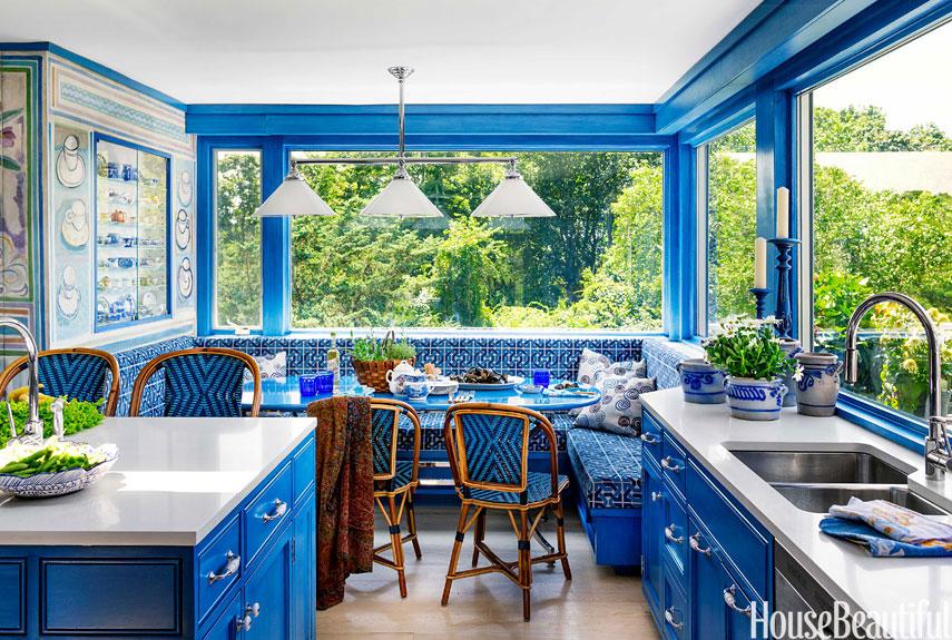 Blue Kitchen Design Blue Kitchen Ideas
