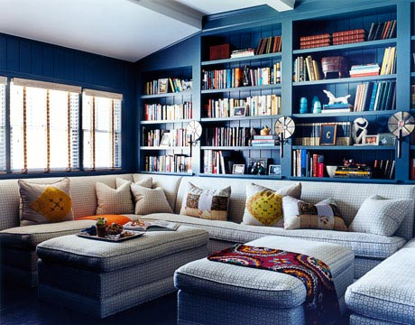 Blue Home Decor Blue Decorating Ideas