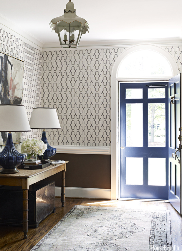 how do you cane a chair rocking base beautiful entryways - gorgeous entry