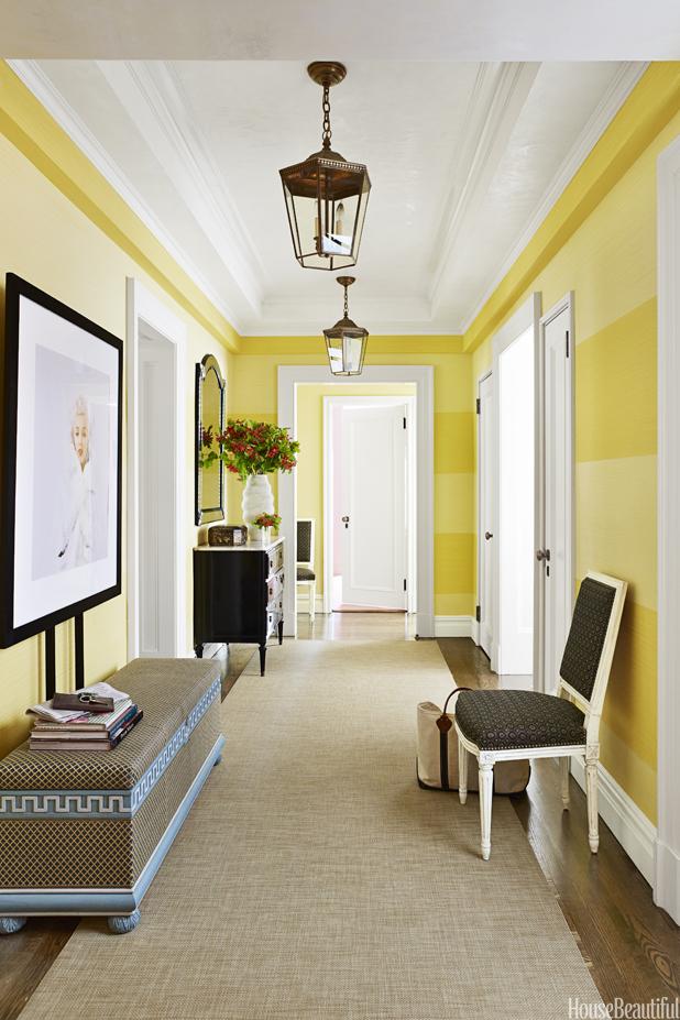Hallway Decor Ideas  Bold Hallways