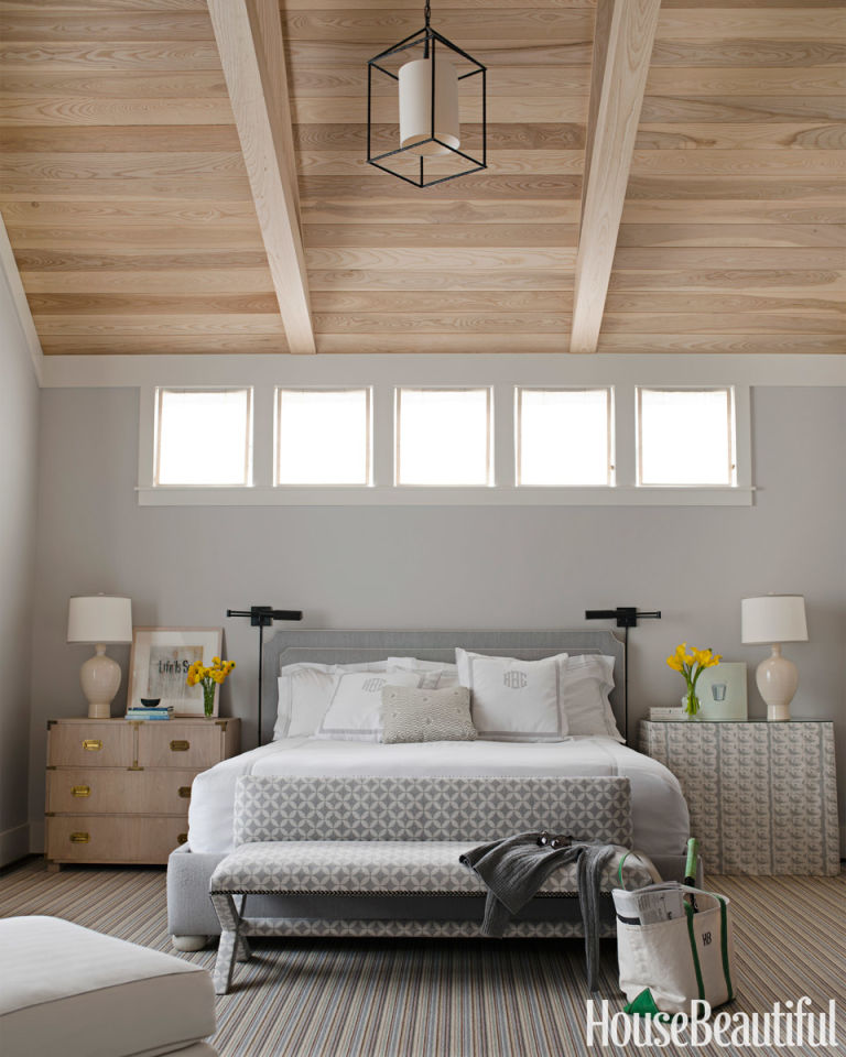 Gray Master Bedroom House Beautiful Pinterest Favorite Pins May