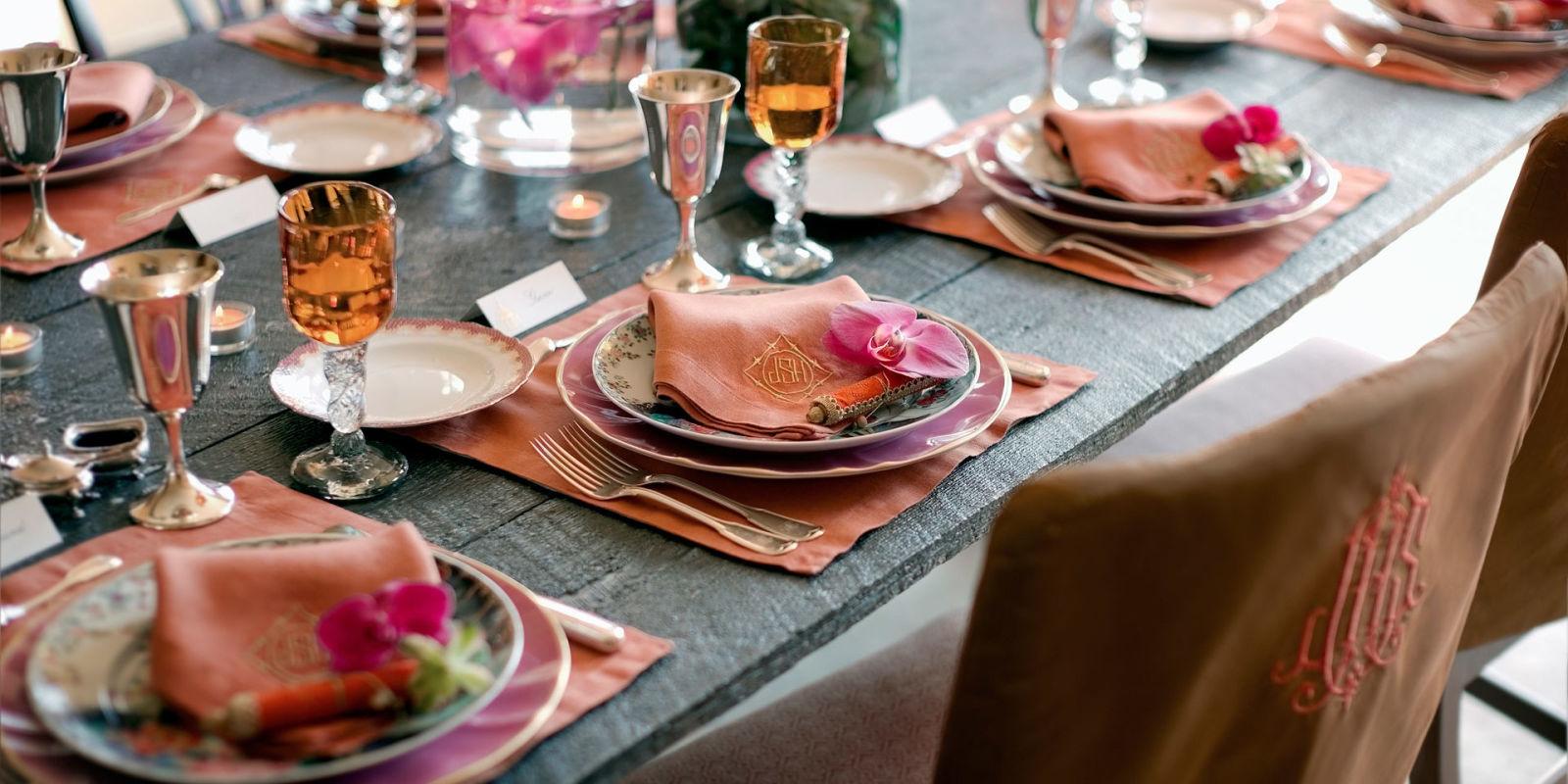 Ideas For Autumn Tablescape