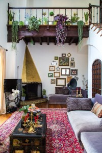 Bohemian Interior Design Trend and Ideas - Boho Chic Home ...