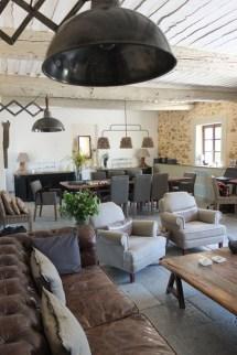 Rustic Chic Interior Design Ideas