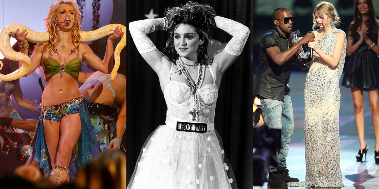 17 Most Iconic MTV VMA Moments  Best VMA Performances