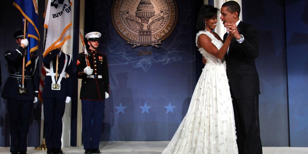 Dancing at the Youth Inaugural Ball, 2009