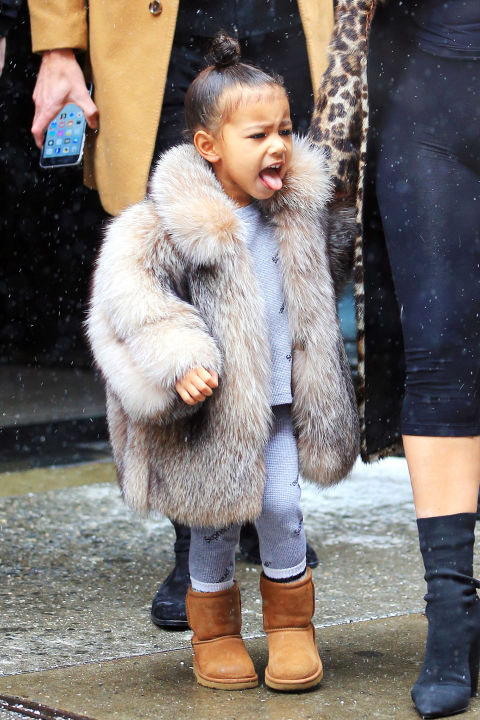North West Cutest Outfits Pictures Of North Wests Best