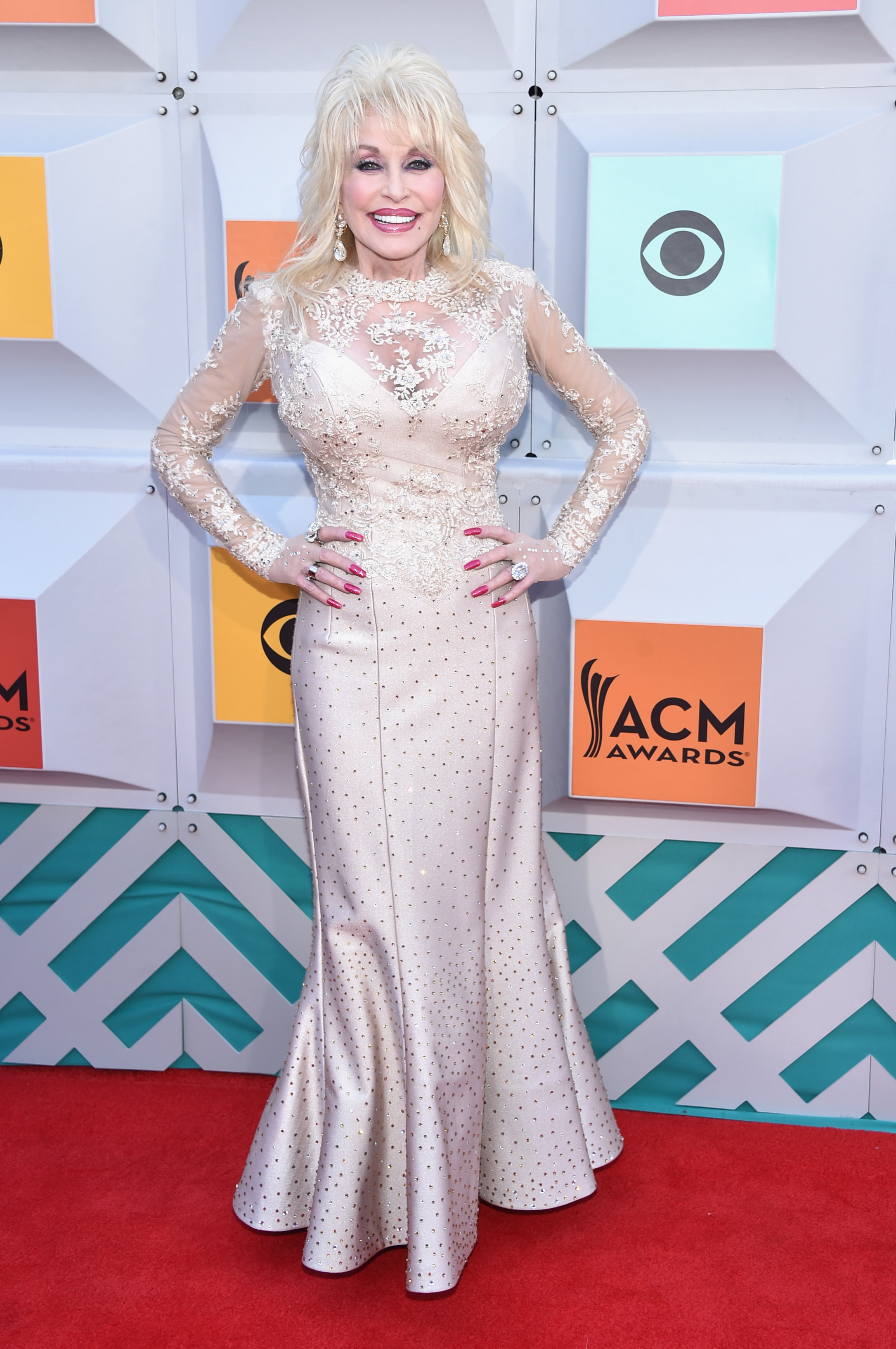 The Best Celebrity Style at the 2016 ACM Awards  2016
