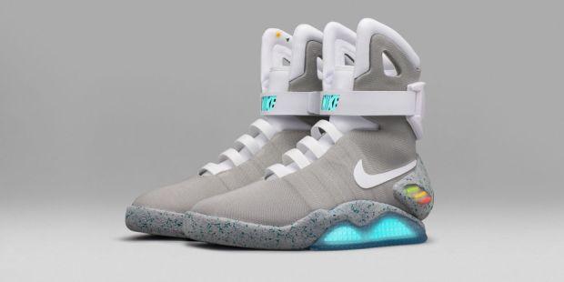Nike vai finalmente lançar os ténis de Regresso ao Futuro