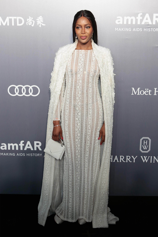 AmfAR Hong Kong Gala 2017 Celebrity Style At AmfAR Hong Kong