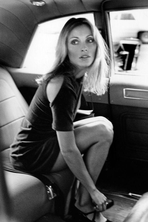 Sharon Tate Style Icon