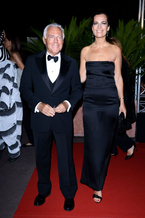 An Italian fashion giant, Giorgio Armani formed his company in 1975. As of 2013, his estimated fortune was over $8.5 billion. His sister Rosanna works at Armani as do two of his nieces, Silvana and Roberta.