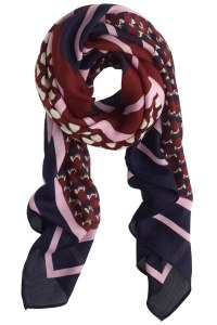 Best Fall Scarves - Chic Silk Scarves for Fall