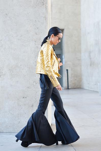 新加坡時尚圈的風格Queen-Yoyo Cao
