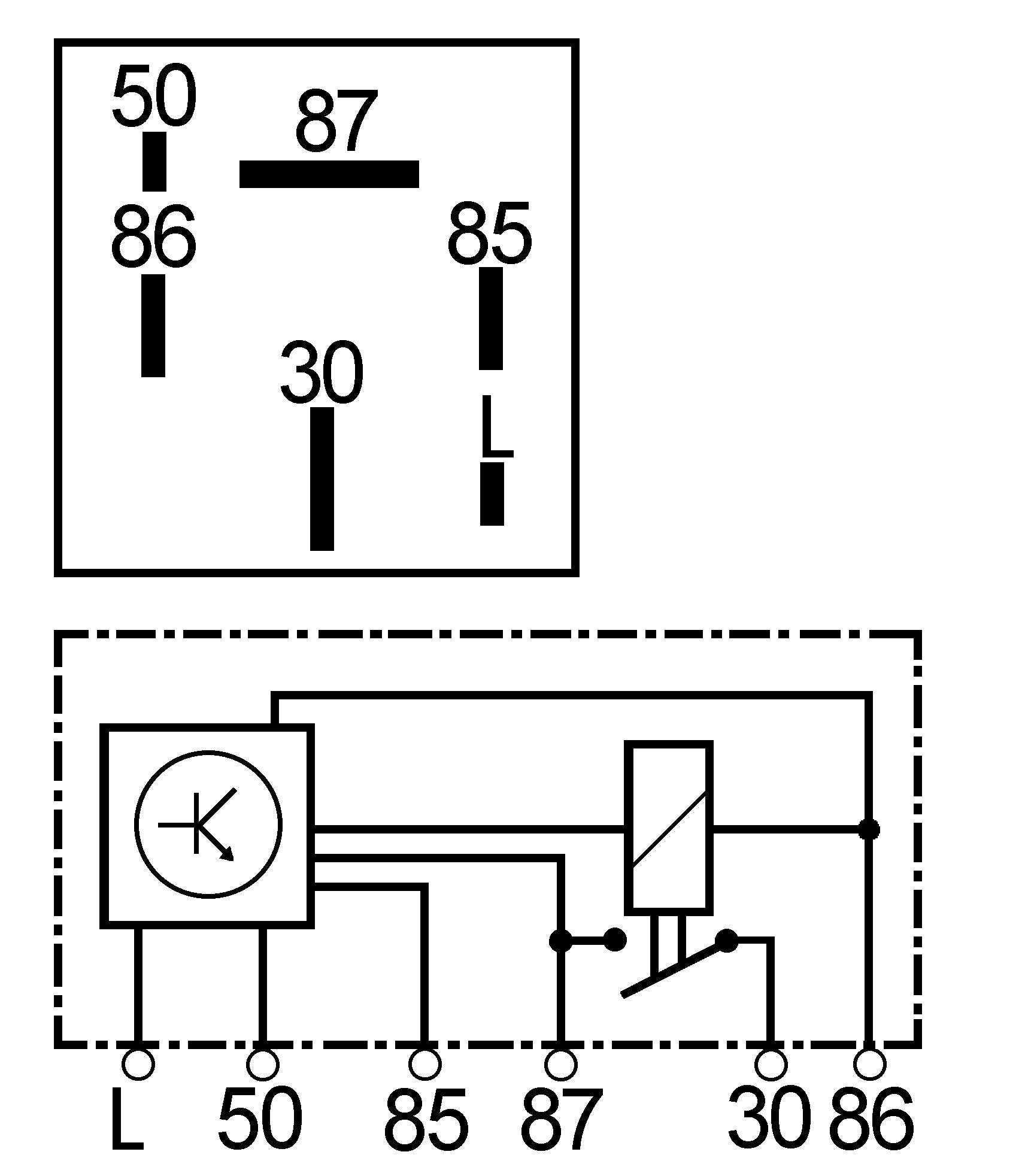 hight resolution of new hc cargo glow plug relay 160419