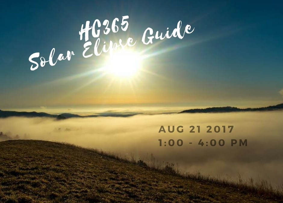 High Country 365 Solar Eclipse Guide