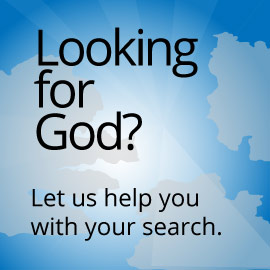 Looking for God, HC3, Jesus, Bury St Edmunds