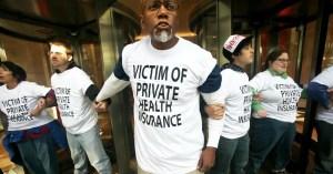 Victim of private insurance