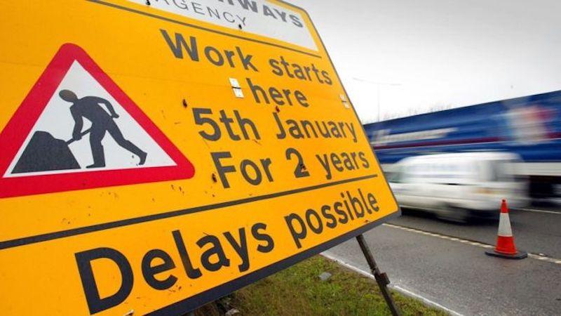 ADR: Road works ahead