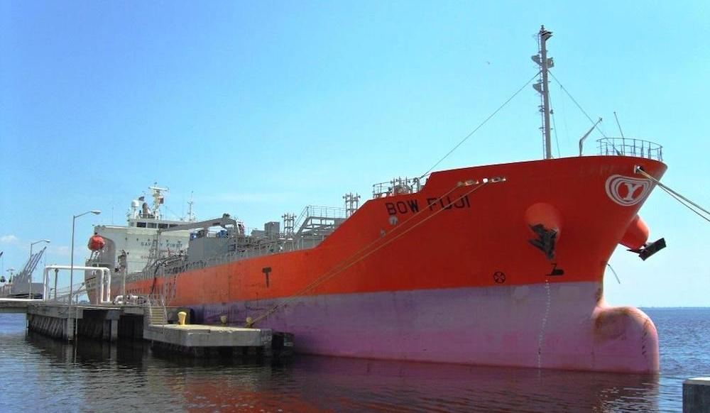 Chemical tanker recovery helps Odfjell