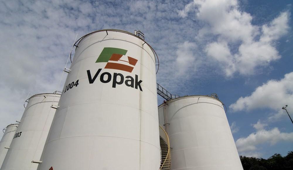 Vopak announces growth plans