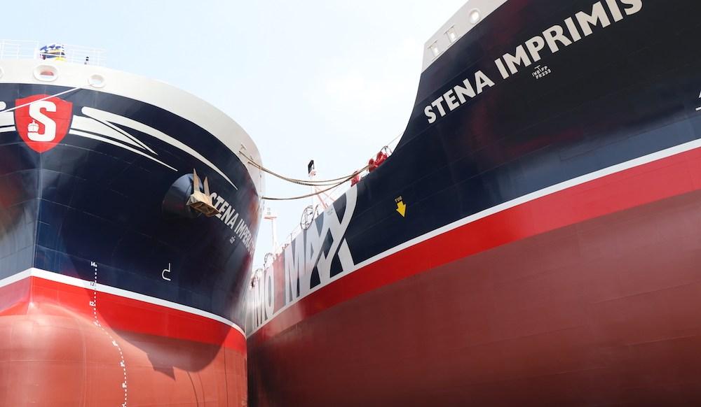 Stena: The big issue