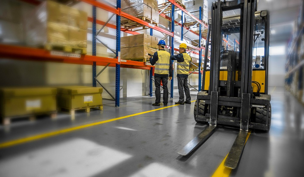 Warehousing: Over to Android