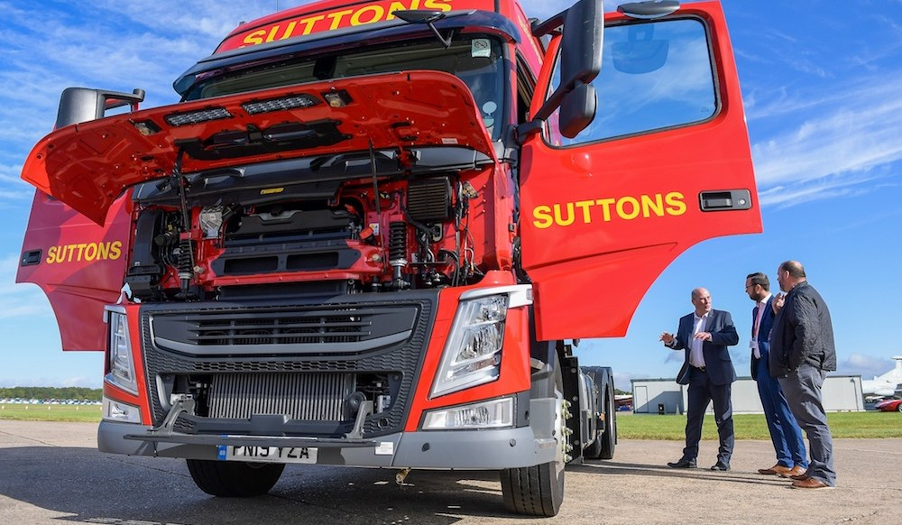 Suttons: On the go