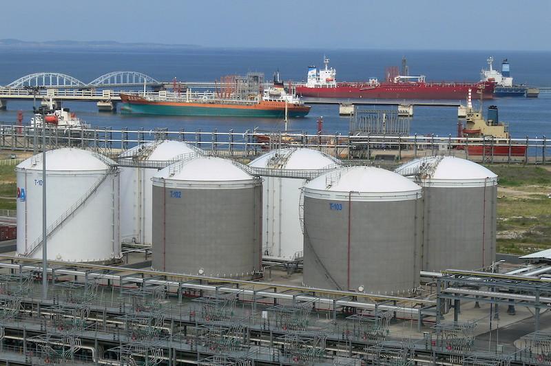 Odfjell sells Dalian stake to VTTI