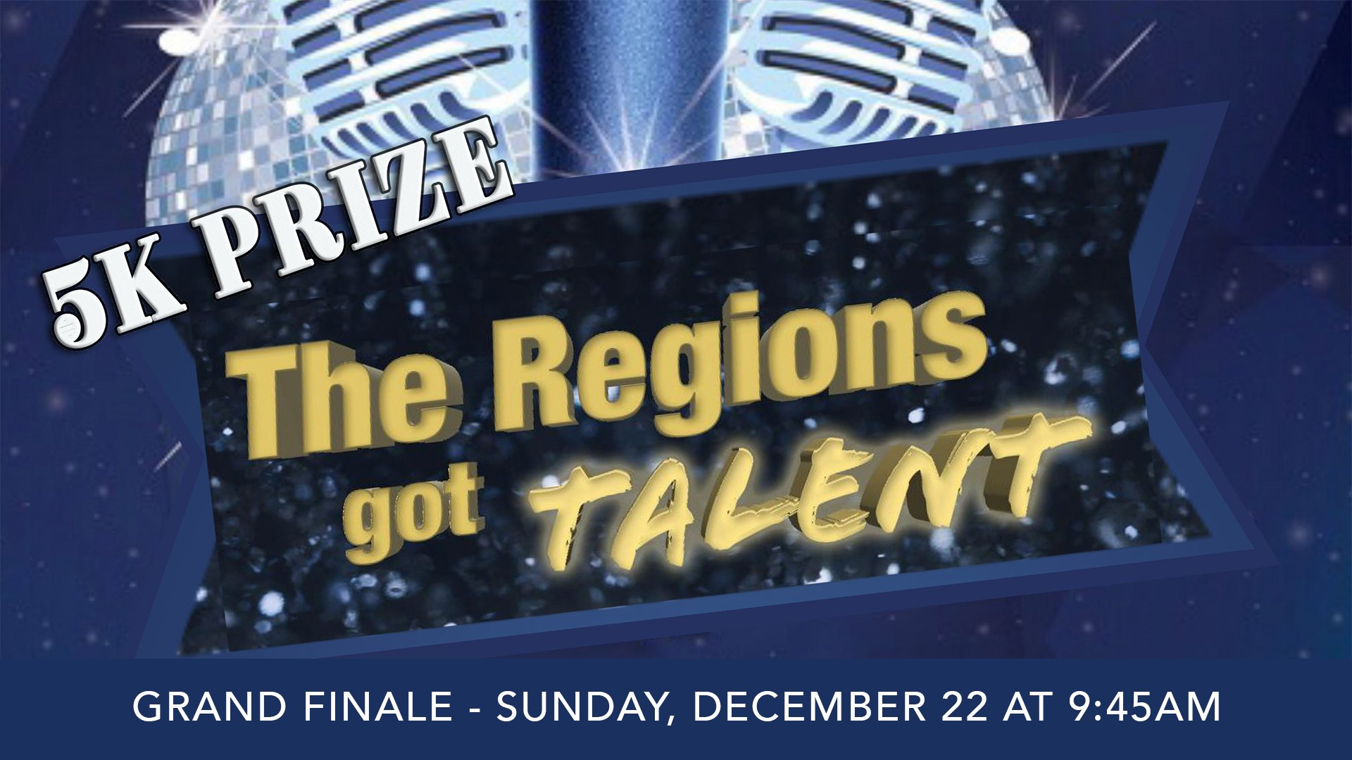 THE REGIONS GOT TALENT