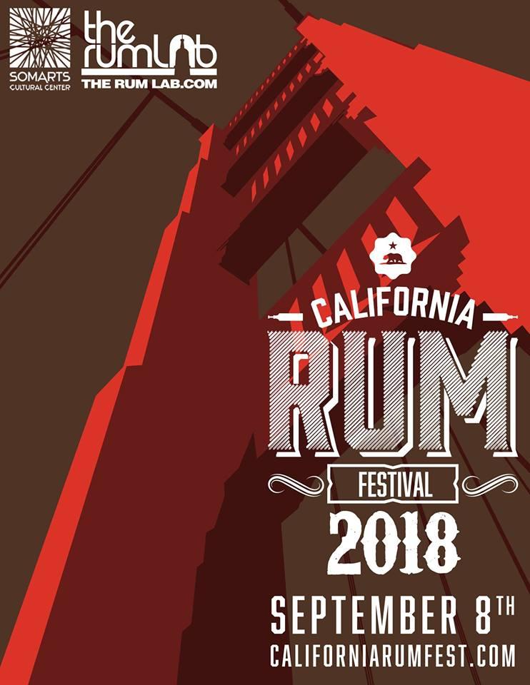 California rum festival 2018