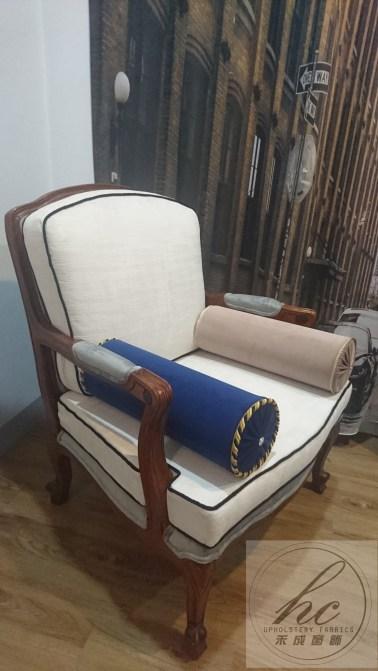 19法式椅