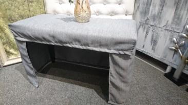 立體桌罩-三面圍(全平面)