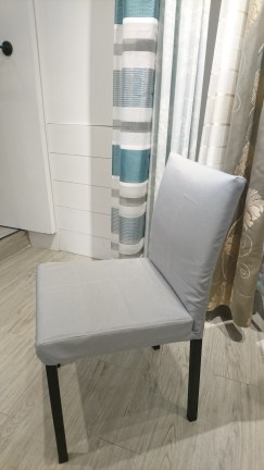餐椅套作品
